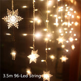 Christmas Decorations Led Light String Home Decorations