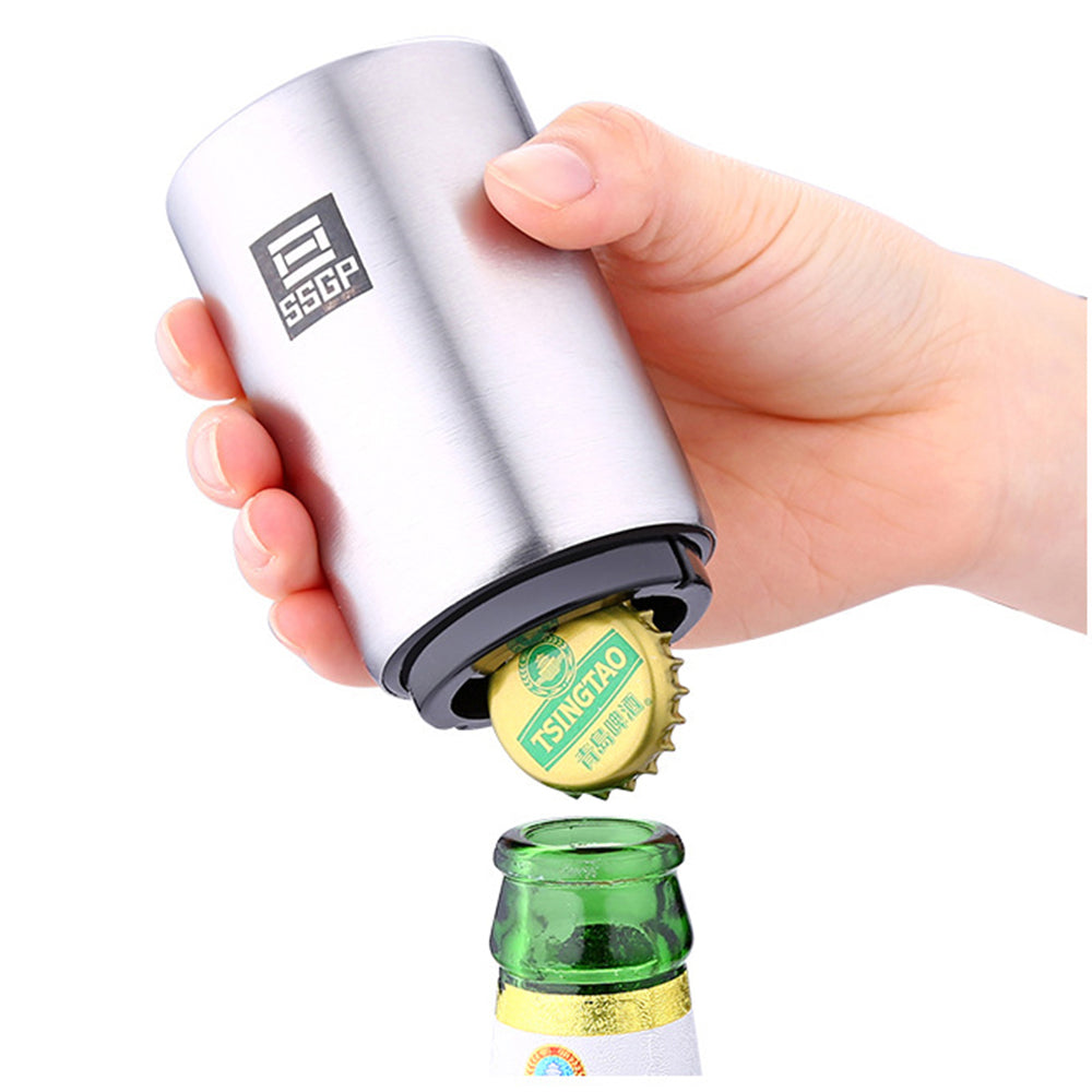 Magnetic Automatic Beer Opener