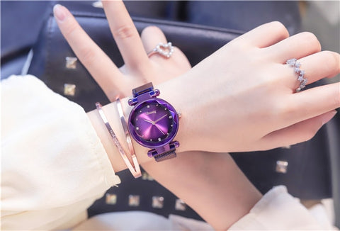 Magnetic Force Unique Women Watch www.dealsfor29.com