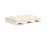 OBA Studios Soap Dish - Speckled White