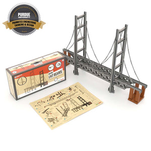 UNITBRICKS Mini Unit Beams BRIDGES 620 details for 6+ age
