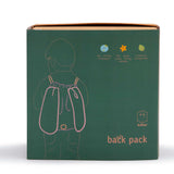 "BABAI Cotton Backpack ""Rabbit"" in Pink Color"