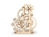 UGears Mechanical Wooden Model 3D Puzzle Kit Dynamometer