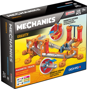 Geomag Mechanics Gravity Race Track 115