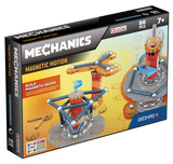 Geomag Mechanics Magnetic Motion