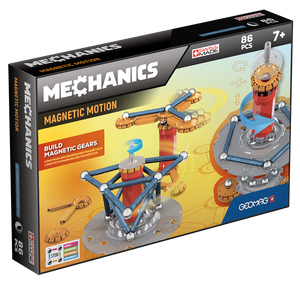 Mechanics Magnetic Motion 86