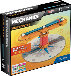 Geomag Mechanics Magnetic Motion Compass 35pc