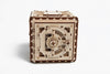UGears Mechanical Wooden Model 3D Puzzle Kit 3 Digit Combination Lock Safe