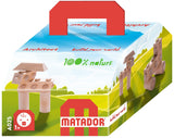 MATADOR Architect A025 10 pcs Wood Building Set 1+ age