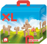 MATADOR Architect AXL 122 pcs Wood Building Set 1+ age