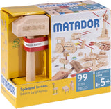 MATADOR Explorer E099 99 pcs Wood Building Set 5+ age