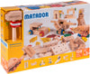 MATADOR Maker M108 108 pcs Wood Building Set 3+ age