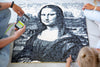 Mozabrick Photo Construction Set Transform any Picture into Mosaic Wall Art Mona Lisa Masterpiece