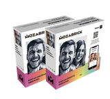 Mozabrick Photo Construction Set Transform any Picture into Mosaic Wall Art Multiple Boxes