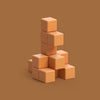 PIXIO Magnetic Blocks Light Brown Kangaroo Color Series