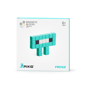 PIXIO Magnetic Blocks Mini Monster Frogz
