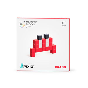 PIXIO Magnetic Blocks Mini Monster Crabb