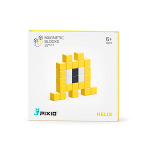 PIXIO Magnetic Blocks Mini Monster Helix