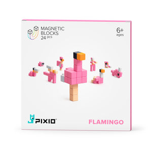 PIXIO Magnets Story Series Flamingo Collection Model