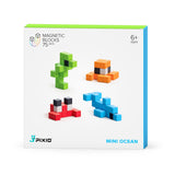 PIXIO Story Series Mini Ocean 75 magnetic blocks 6 colors 6+ ages