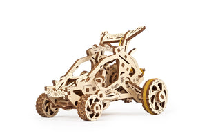 UGears Wooden Mechanical Model Kit Mini Buggy