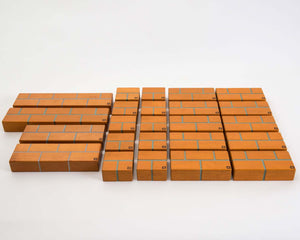 UNIT BRICKS Standard Unit Bricks 24pc Set Pratt Scale
