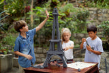 UNITBRICKS Mini Unit Beams EIFFEL TOWER 470 pcs for ages 6+ 4011002