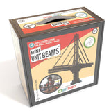 UNIT BRICKS Mini Unit Beams Stone Cutters Bridge Set