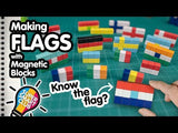 PIXIO Magnetic Blocks Flags Video