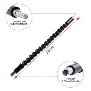 Flexible Drill Bit Extension-Drill Attachments(Buy more save more!!)