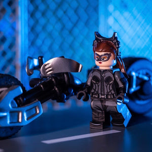 Cat Woman & Bat-Pod