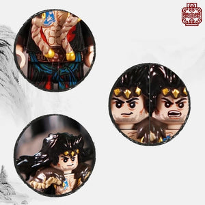 Pre-order Qiao Feng