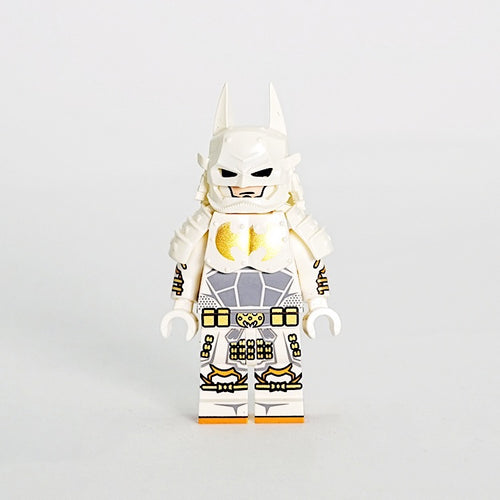 White Samurai Bat