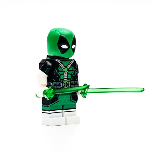 ** STORE SAMPLE** Green Lantern Funny Mercenary