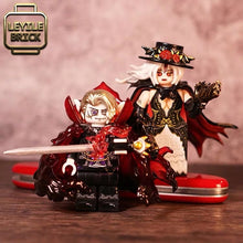 Load image into Gallery viewer, Pre-order Halloween Vampire & Vampiress
