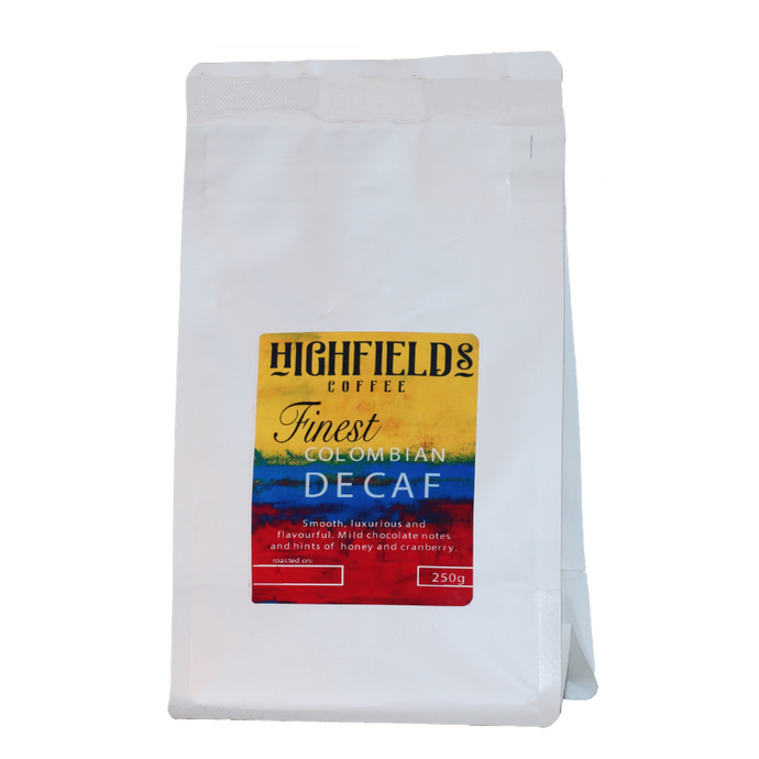 Finest Colombian Decaf