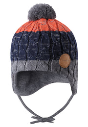 Toddlers' wool beanie Nuutti