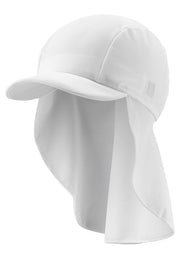 Kids' white sunhat Octopus
