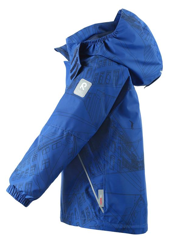 Kids' mid-season jacket Dragsvik