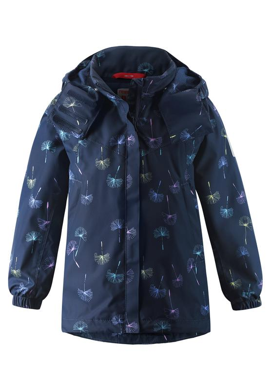 Kids' Blue mid-season jacket Saltvik