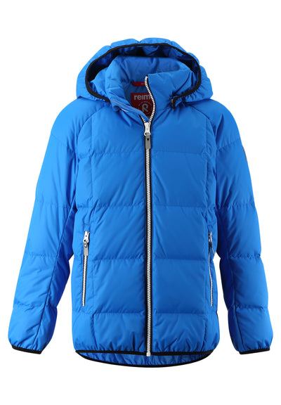 Juniors Down Winter Jacket - Jord