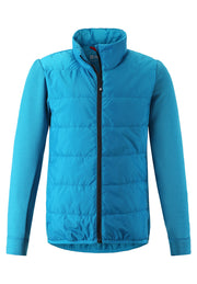 Juniors' quilted jacket Hiili