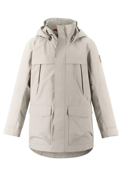 Kids' mid-season parka jacket Bock