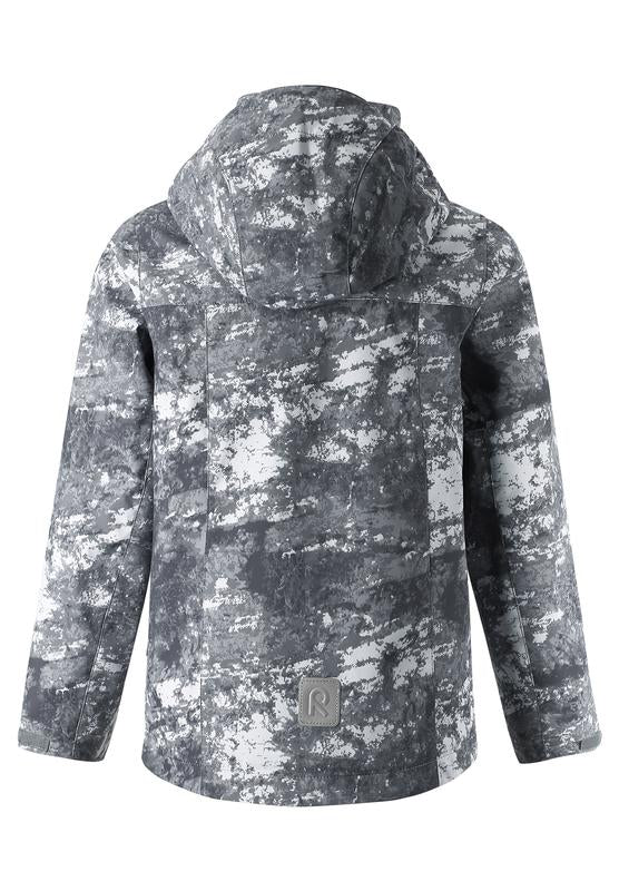 Kids' shell jacket Briknas