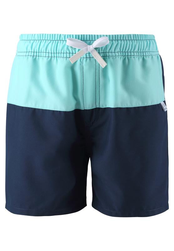 Kids' blue shorts Solsort