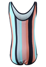 Girls One-Piece SunProof Swimsuit with UPF 50+ Protection - Sumatra