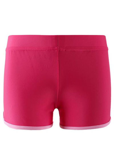 Short Swim Trunks With UPF 50+ Protection - Dominica