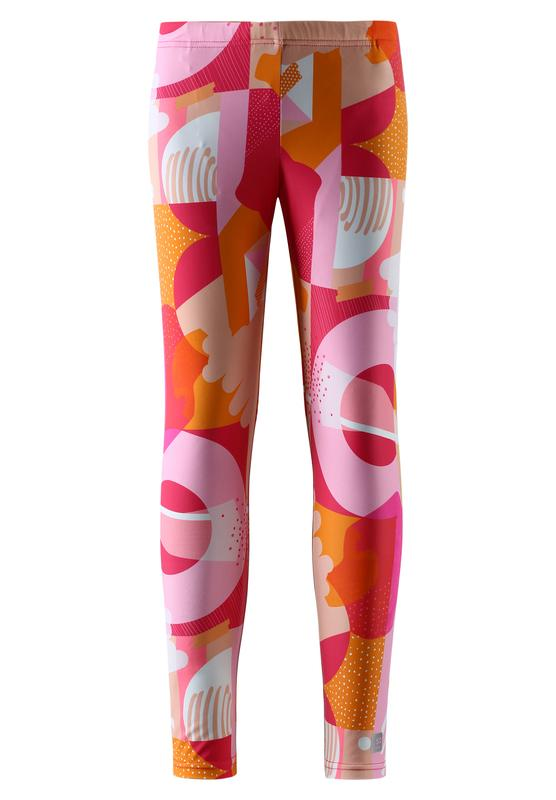 Girls Swim Leggings with UPF 50+ Protection - Curuba