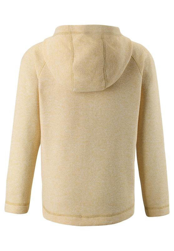 Kids' knit fleece jacket Haiko