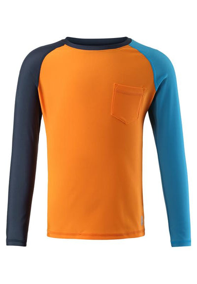 Kids' long sleeve swim shirt Tioman
